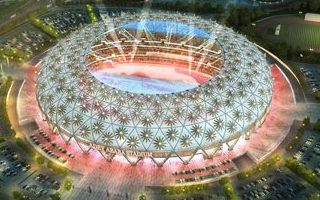 New design: Ethiopia's changed national stadium