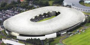 New design: (Mostly) new national stadium of Iceland