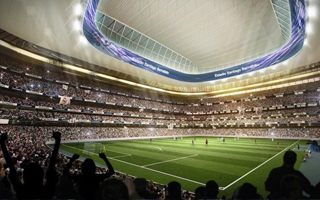 Madrid: A superstadium for Real in the suburbs?