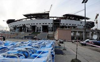 St Petersburg: FIFA satisfied with Zenit Arena (video)