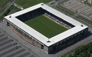 Netherlands: Breda stadium showing cracks