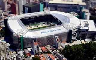 Sao Paulo: Allianz Parque opening on November 20