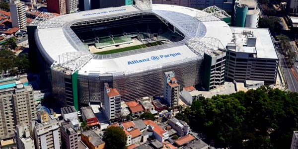 Sao Paulo: Allianz Parque opening on November 20