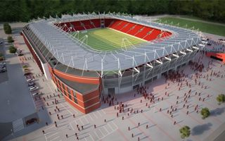 New design: New stadium for Widzew presented