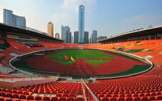 New stadiums: History and future of Chinese sports
