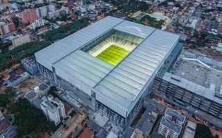 Curitiba: Latin America's first retractable roof under way