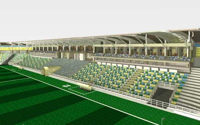 New Limassol Stadium