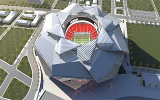 Atlanta: Falcons Stadium in High Court over financing