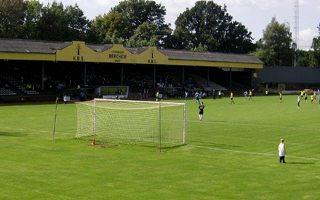 New stadiums: Antwerp, Koksijde, Diksmuide