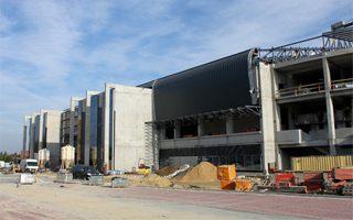 Poland: Tychy Stadium build nearing final phase