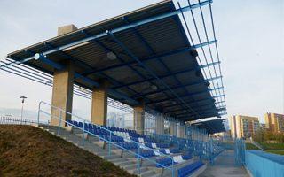 New stadiums: Stettin, Grajewo, Lubin and Zambrów