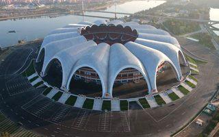Pyongyang: May Day Stadium reopened