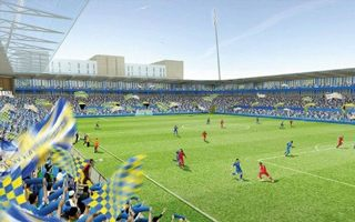 London: Wimbledon filed stadium planning application