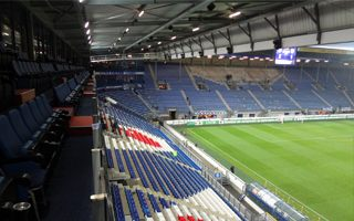 Netherlands: Why so few standing sections in Eredivisie?