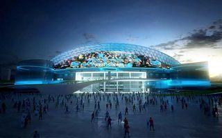 New design: Sydney to get the world's best stadium?