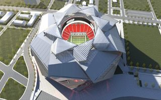 Atlanta: Falcons Stadium cost increased by 40% already