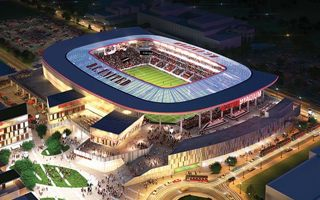 Washington: Council approves financing for DC United stadium