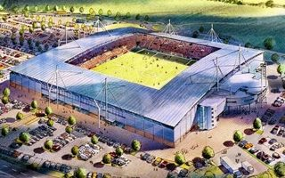 England: Three steps closer to the new Grimsby Town stadium