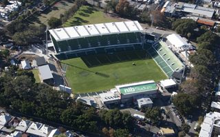 New stadium: nib Stadium or over century of the Perth Oval