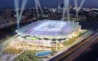 Las Vegas: Council approves soccer stadium subsidy