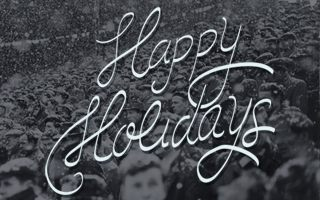 Christmas wishes: Enjoy the Holidays!