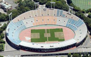 Tokyo: Still no demolition of National Stadium