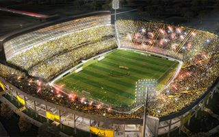 New design: Finally a place to call home for Peñarol