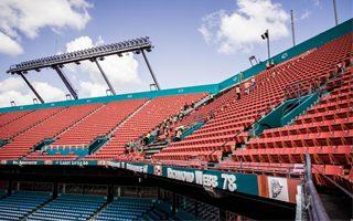 New construction: Sun Life Stadium
