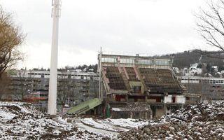Vienna: Allianz Stadion's foundation works start tomorrow
