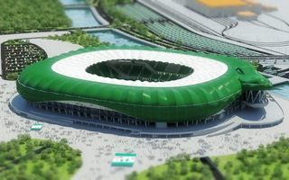 Bursa: Timsah Arena ready in half a year?