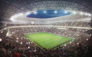 Hungary: Billions for new stadiums in 2015