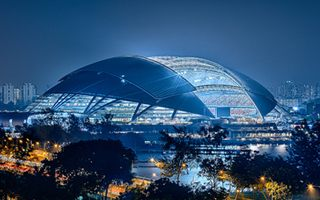 Singapore: Nearly 700,000 people at the Sports Hub