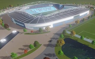 England: Scunthorpe march on with stadium plan
