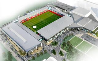 England: Contractor selected for the York Community Stadium