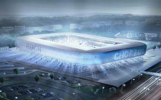 Poland: Chorzów stadium goes forward