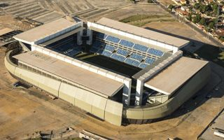 Brazil: World Cup stadium closed for urgent repairs