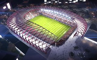 New design: Stadium for Indiana