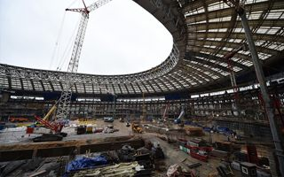 Moscow: Luzhniki ahead of schedule, prepared for earlier delivery