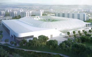 New design: Haladás Stadion