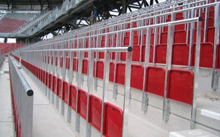 England: Vast majority of fans in favor of safe standing
