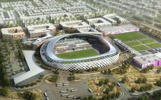 UAE: Groundbreaking on hotel next to HBZ Stadium