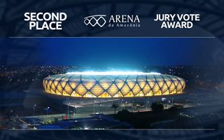 Stadium of the Year Jury Vote: 2. Arena da Amazonia