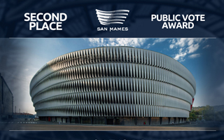 Stadium of the Year Public Vote: 2. San Mamés