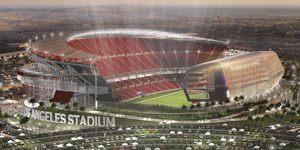 New design: (One more) Los Angeles Stadium