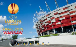 Europa League: Warsaw final tickets on sale
