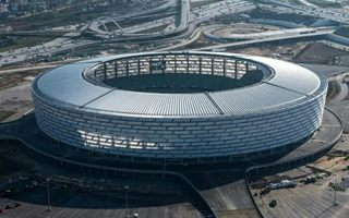 Azerbaijan: Olympic Stadium handed over by contractor