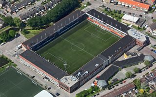 New stadiums: Dutch second league stadia