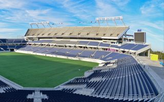 New stadium: Orlando Citrus Bowl Stadium