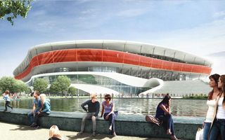 Brussels: Meet Belgium's new national stadium!