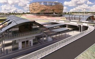 Perth: Aecom and Lang O'Rourke to build transport hub